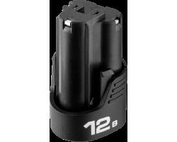 Аккумуляторная батарея Li-Ion, 12 В, M3 АКБ-12-Ли 15М3 ЗУБР серия «МАСТЕР»