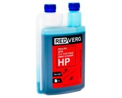 Масло RedVerg 2-х тактное c дозатором (1л)
