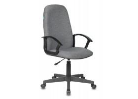 Кресло руководителя Бюрократ CH-808LT серый 3C1