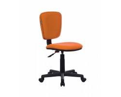 Кресло Бюрократ Ch-204NX оранжевый 26-29-1 крестовина пластик