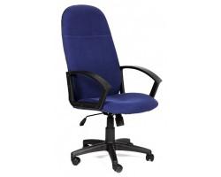 Кресло  CHAIRMAN 289 new, ткань синее