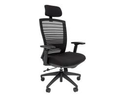 Кресло для руководителя CHAIRMAN 285, черное