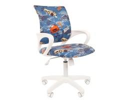 Кресло детское CHAIRMAN KIDS 103, обивка машинки