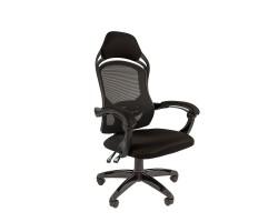 Кресло CHAIRMAN Game 12, черное