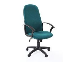 Кресло  CHAIRMAN 289 new, ткань зеленое