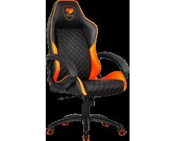 Кресло компьютерное игровое Cougar FUSION Orange [3MFUSNXB.0001]