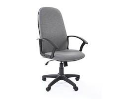 Кресло  CHAIRMAN 289 new, ткань, серое