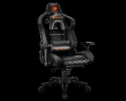 Кресло компьютерное игровое Cougar ARMOR TITAN (BLACK STAR)