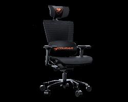 Кресло компьютерное игровое Cougar ARGO Black