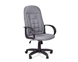 Кресло  офисное CHAIRMAN 727 серое ткань