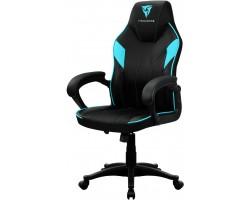 Кресло компьютерное игровое ThunderX3 EC1 Black-Cyan AIR