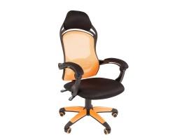 Кресло CHAIRMAN Game 12, оранжевое