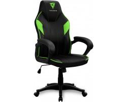 Кресло компьютерное игровое ThunderX3 EC1 Black-Green AIR