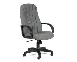 Кресло  CHAIRMAN CH 685 ткань серое