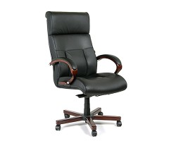 Кресло для директора CHAIRMAN CH 421 черное